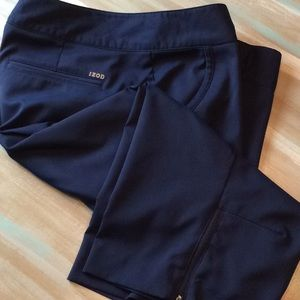 Izod Pants - IZOD navy golf capris